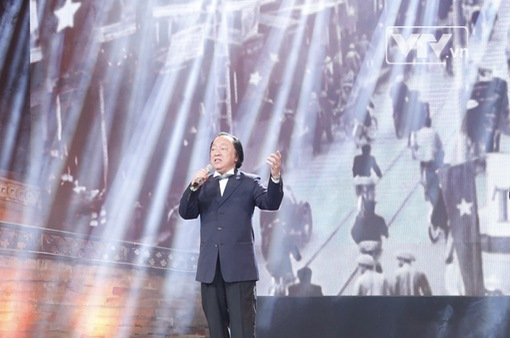NSND Trung Kiên - Cây đại thụ của âm nhạc Việt Nam qua đời ở tuổi 82