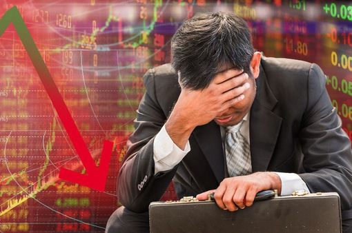 VN-Index giảm mạnh nhất lịch sử