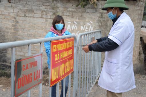 Bắc Giang dừng các hoạt động tập trung đông người, thực hiện giữ khoảng cách 2m