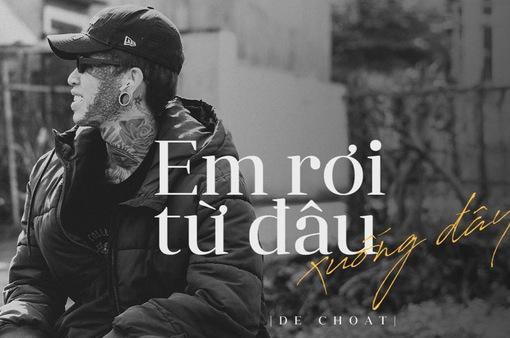 Hậu Rap Việt, Dế Choắt ra MV siêu dễ thương