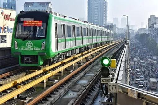 Bàn giao dự án đường sắt Cát Linh - Hà Đông vào cuối tháng 3/2021