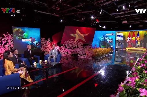 """Tổ chức trực tuyến chương trình """"Ngày Việt Nam tại Thụy Sỹ năm 2021"""""""