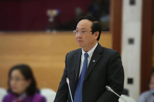 Kỷ luật cảnh cáo nguyên Phó Chủ tịch UBND TP Hà Nội