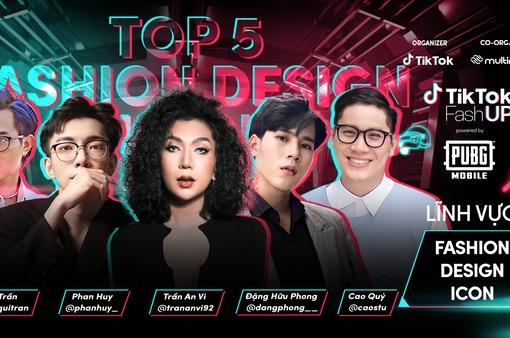 Top 20 TikTok FashUP Gala Night 2021 chính thức lộ diện