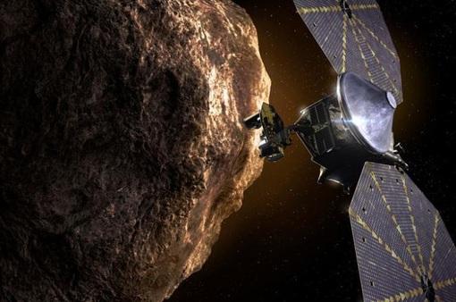 """NASA khám phá 8 tiểu hành tinh cổ đại đầy """"bí ẩn"""""""