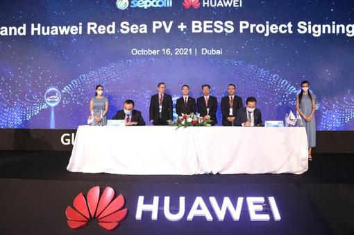 Huawei giành được hợp đồng cho Dự án lưu trữ năng lượng lớn nhất thế giới