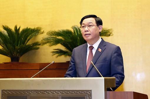 Quốc hội đánh giá cao sự cố gắng, chỉ đạo quyết liệt của Chính phủ