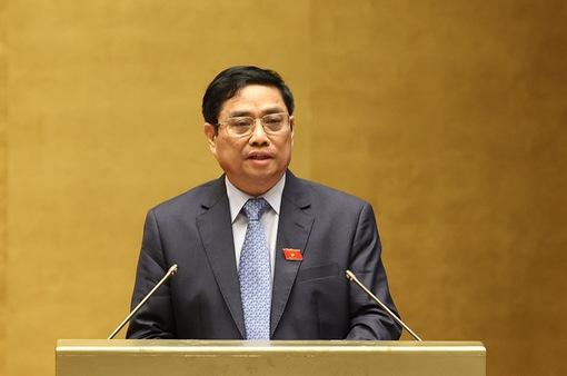 Thủ tướng: Phấn đấu tăng trưởng kinh tế 6 - 6,5% trong năm 2022