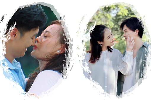 Hương vị tình thân: Vẻ đẹp đôi trái ngược của cặp Long - Nam và Huy - Thy