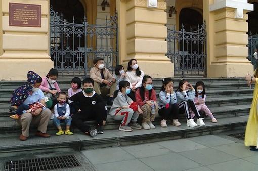 Hà Nội mở tour du lịch an toàn đầu tiên