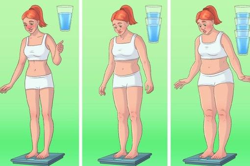 Lợi ích to lớn từ việc nạp đủ nước cho cơ thể