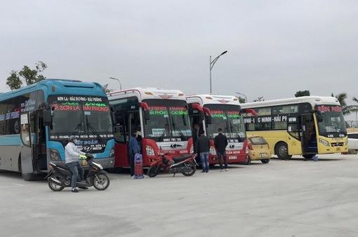 Khôi phục hoạt động vận tải hành khách cố định liên tỉnh từ Hải Phòng đi đến một số tỉnh, thành phố