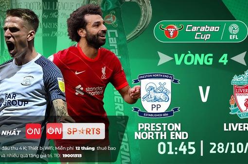 Xem Chelsea, Arsenal, Liverpool, Manchester City đá League Cup trên VTVcab