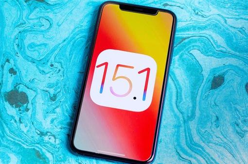 iOS 15.1 ra mắt, cập nhật nhiều tính năng mới