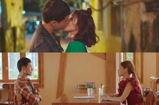11 tháng 5 ngày - Tập 40: Đăng bất ngờ hôn Nhi, vạch mặt Trang không ngại ngần