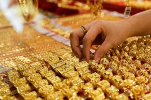 Giá vàng gần 59 triệu đồng/lượng