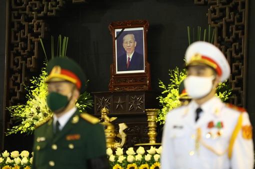 [ẢNH] Lễ viếng nguyên Phó Thủ tướng Trương Vĩnh Trọng tại Hà Nội và Bến Tre