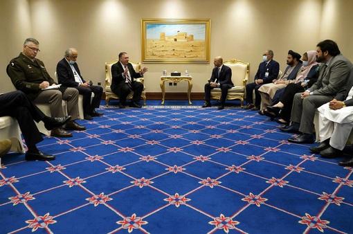 Chính phủ Afghanistan và Taliban nối lại đàm phán hòa bình ở Doha