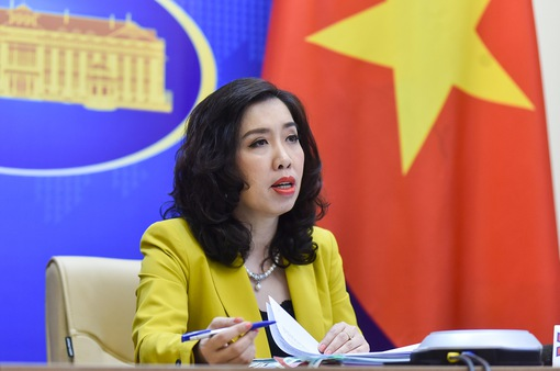 Phản ứng của Việt Nam trước việc Pháp điều tàu ngầm tuần tra Biển Đông