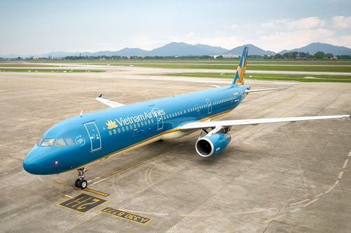 Vietnam Airlines mở lại đường bay tới Vân Đồn