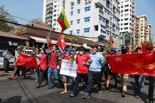 Dư luận quốc tế lo ngại về tình hình tại Myanmar