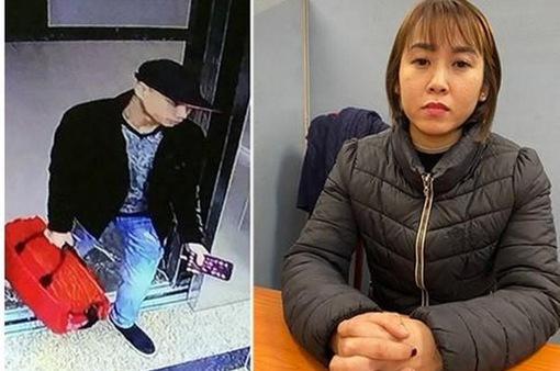 Cặp vợ chồng thuê chung cư cao cấp ở Hà Nội để buôn ma túy
