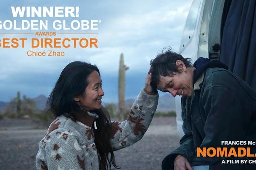 Chloe Zhao - Người phụ nữ châu Á đầu tiên lập kỳ tích tại Quả cầu vàng: Không cần là bậc thầy, chỉ cần là đạo diễn