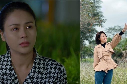 """Mệt mỏi chẳng kém gì Châu (Hồng Diễm), Minh (Lương Thu Trang) """"xin"""" một ngày để yêu thương"""