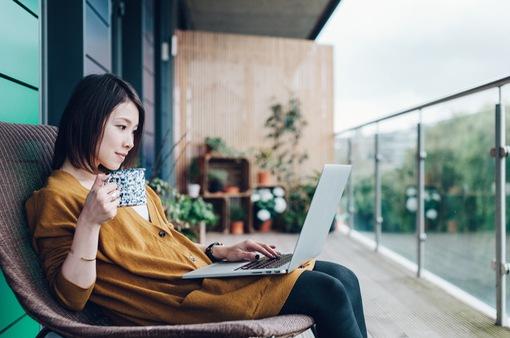 52% du khách Việt Nam muốn đặt phòng nghỉ dưỡng để làm việc