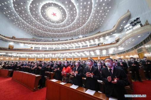 Trung Quốc khai mạc kỳ họp Chính Hiệp lần thứ tư khóa 13