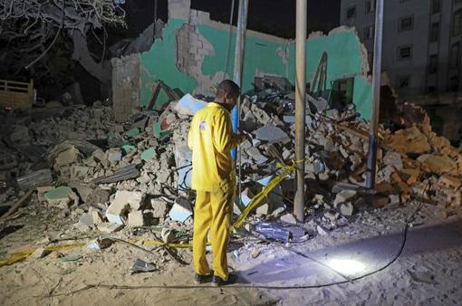 Đánh bom xe ở Somalia, ít nhất 20 người thiệt mạng