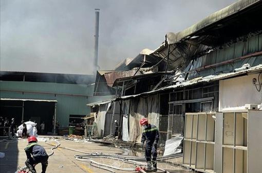 Tập đoàn Hoa Sen: Vụ cháy ở nhà máy Bình Dương không ảnh hưởng đến hoạt động sản xuất kinh doanh của tập đoàn
