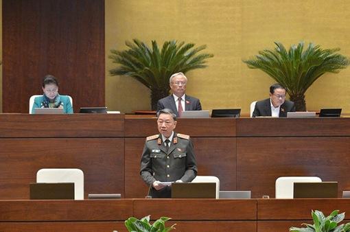 Bộ Công an giới thiệu 4 cán bộ ứng cử đại biểu Quốc hội khóa XV