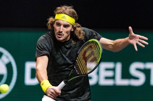 Giải quần vợt Rotterdam mở rộng 2021: Tsitsipas hẹn Rublev tại bán kết, Nishikori dừng bước