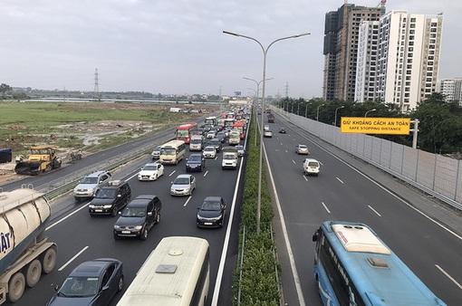 Đề xuất mở rộng cao tốc Pháp Vân - Cầu Giẽ