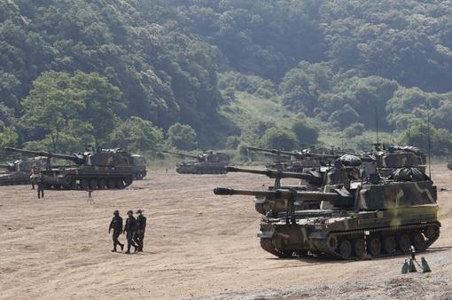 Hàn Quốc - Mỹ giảm quy mô tập trận chung do dịch COVID-19