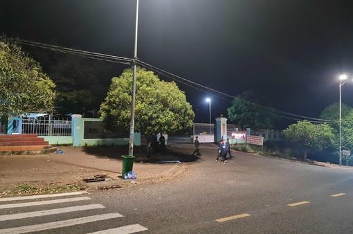 Một nghi phạm ma túy bỏ trốn khi đến bệnh viện điều trị