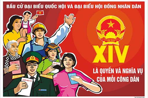 Sẽ có 3 đợt giám sát, kiểm tra cuộc bầu cử đại biểu Quốc hội khóa XV và bầu cử đại biểu HĐND các cấp