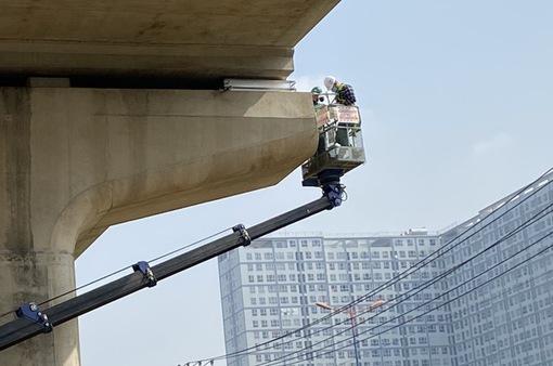Sự cố dầm cầu metro: Tổng thầu nhận sai, tư vấn độc lập vào cuộc điều tra