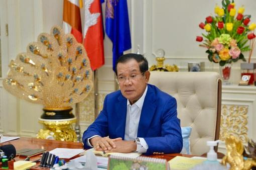 Thủ tướng Campuchia ra thông điệp khẩn chống dịch