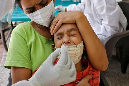 Ấn Độ có số ca nhiễm mới COVID-19 cao nhất từ trước tới nay
