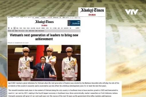 Báo chí Trung Đông, châu Phi đánh giá cao các vị trí lãnh đạo của Việt Nam