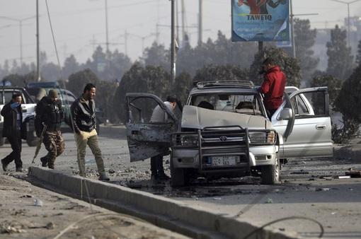 Ít nhất 65 người thiệt mạng trong các vụ đụng độ, tấn công khủng bố trong 24 giờ qua ở Afghanistan