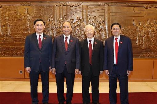 Lãnh đạo các nước tiếp tục gửi điện mừng lãnh đạo Việt Nam