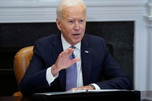 Tổng thống Joe Biden đề xuất họp cấp cao với Tổng thống Putin tại nước thứ ba