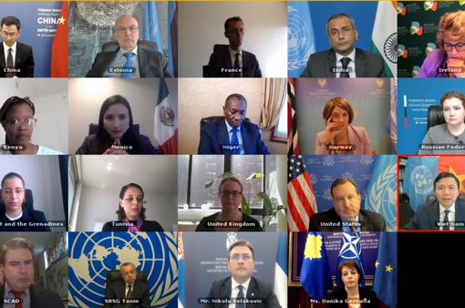 Hội đồng Bảo an Liên Hợp Quốc thảo luận về tình hình tại Kosovo