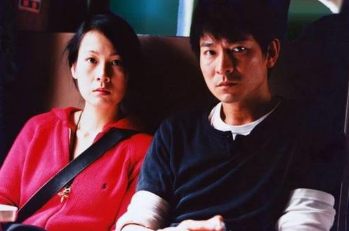 """Lưu Đức Hoa từng """"nổi đóa"""" với bạn diễn nữ Lưu Nhược Anh vì câu hỏi này"""