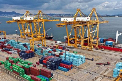Thương mại quốc tế Trung Quốc đạt nhiều thành tích ấn tượng