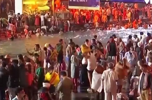 Siêu lây nhiễm COVID-19 tại Ấn Độ do tham gia lễ hội