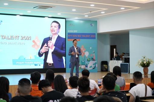 Shark Hưng khuyên người trẻ không nên khởi nghiệp sớm